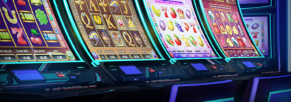 online and traditional slot games
